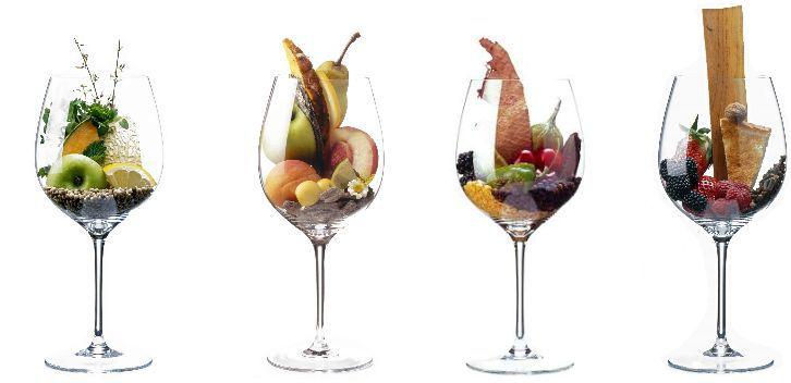 Arômes vin